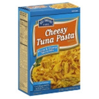 Hill Country Fare Cheesy Tuna Pasta Dinner Product Image