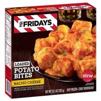 TGI Fridays Loaded Tater Tots Nacho Cheese Food Product Image