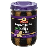 Shoprite Peanut Butter And Grape Jelly Food Product Image