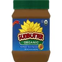 SunButter Sunflower Butter Organic Food Product Image