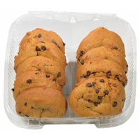 Bakery Fresh Goodness Pumpkin Chocolate Chip Soft Top Cookies Food Product Image