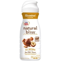 Nestle Coffee-Mate Natural Bliss All-Natural Coffee Creamer Hazelnut Food Product Image