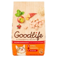 Goodlife Real Chicken Recipe Cat Food Food Product Image