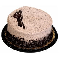 Bakery Fresh Goodness Cookies 'N Creme Double Layer Cake Food Product Image