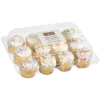 Fairbanks Gold Mini Cupcakes Food Product Image