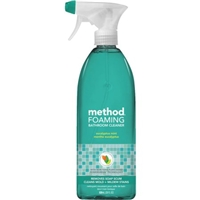 method Foaming Bathroom Cleaner Food Product Image