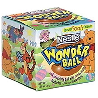 Nestle Wonder Ball Allergy And Ingredient Information