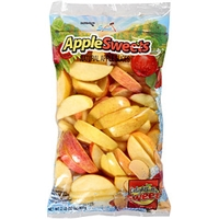 Applesweets Apple Slices Natural Food Product Image