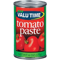 Valu Time Tomato Paste Food Product Image