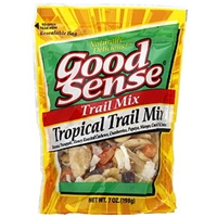 Good Sense Trail Mix Tropical Trail Mix Food Product Image