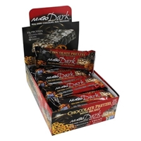 NuGo Dark Chocolate Pretzel With Sea Salt Protein Bars - 12 CT Food Product Image