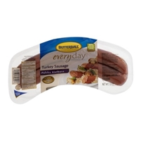 Butterball Everyday Turkey Sausage Polska Kielbasa Food Product Image