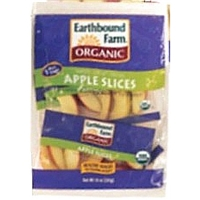 Earthbound Farm Organic Apple Slices Food Product Image
