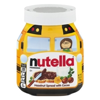 Nutella Hazelnut Spread With Cocoa Food Product Image