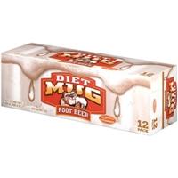 Mug Diet Root Beer - 12 CT Food Product Image