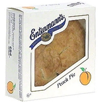 Entenmann's Peach Pie Individual Size Food Product Image