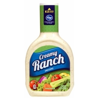 Kroger Creamy Ranch Dressing Food Product Image