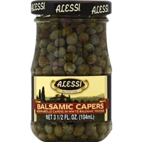 Alessi Balsamic Capers Food Product Image