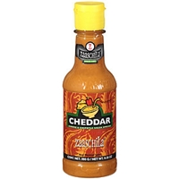 Zaaschila Real Mexican Salsa Cheddar Cheese & Chipotle Salsa Food Product Image