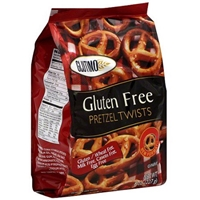 Glutino Pretzels Twists 8 Oz Food Product Image