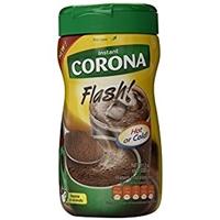 Corona Flash Chocolate Drink Mix, 11.28 Ounce Food Product Image