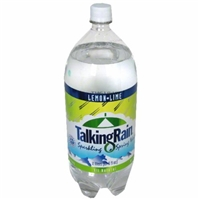 Talking Rain Lemon-Lime Sparkling Water Food Product Image