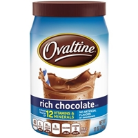 Ovaltine Rich Chocolate Food Product Image