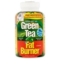 Green Tea Fat Burner Liquid Soft-Gels - 90 CT Food Product Image
