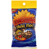 Snackwave Trail Mix Golden Deluxe, Peanut Free Food Product Image