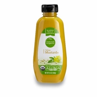 Simple Truth Organic Yellow Mustard Food Product Image
