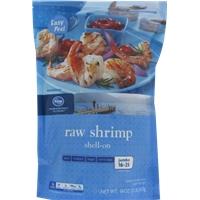 Kroger Raw White Shrimp Food Product Image