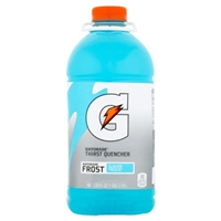 Gatorade G Series 02 Perform Frost Glacier Freeze Thirst Quencher Food Product Image