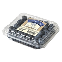 Blueberries Food Product Image