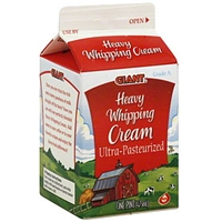 Ahold Heavy Whipping Cream Food Product Image