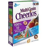 Cheerios Cereal Food Product Image