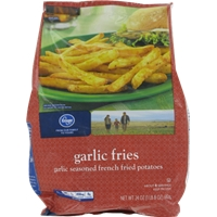 Kroger Garlic Fries Food Product Image