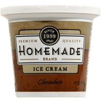 United Dairy Farmers Homemade Chocolate Ice Cream