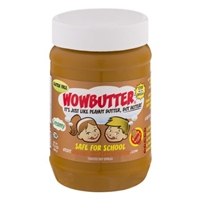 Wowbutter Creamy Peanut Free Spread Food Product Image