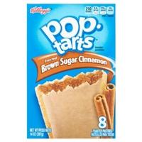 Kellogg's Pop-Tarts Frosted Brown Sugar Cinnamon - 8 CT Food Product Image