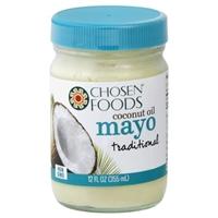 Chosen Foods Coconut Oil Mayo 12oz Food Product Image
