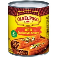 Old El Paso Red Enchilada Sauce Food Product Image