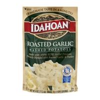 Idahoan Roasted Garlic Mashed Potatoes Food Product Image