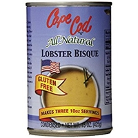 Cape Cod All Natural Lobster Bisque, 15 Ounce Food Product Image
