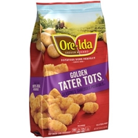 Ore-Ida Seasoned Shredded Potatoes Tater Tots Food Product Image