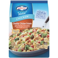 Birds Eye Voila! Cheddar Chicken Potato Stir Fry Food Product Image