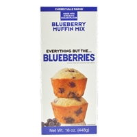 Cherryvale Farms Organic Blueberry Muffin Mix Food Product Image