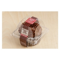 Just Desserts All Natural Chocolate Cupcakes - 4oz Food Product Image