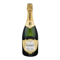 Korbel California Champagne Extra Dry Food Product Image