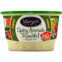 Marzetti Spicy Avocado Ranch Dip Food Product Image