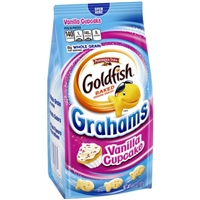 Pepperidge Farm Goldfish Grahams Vanilla Cupcake Food Product Image